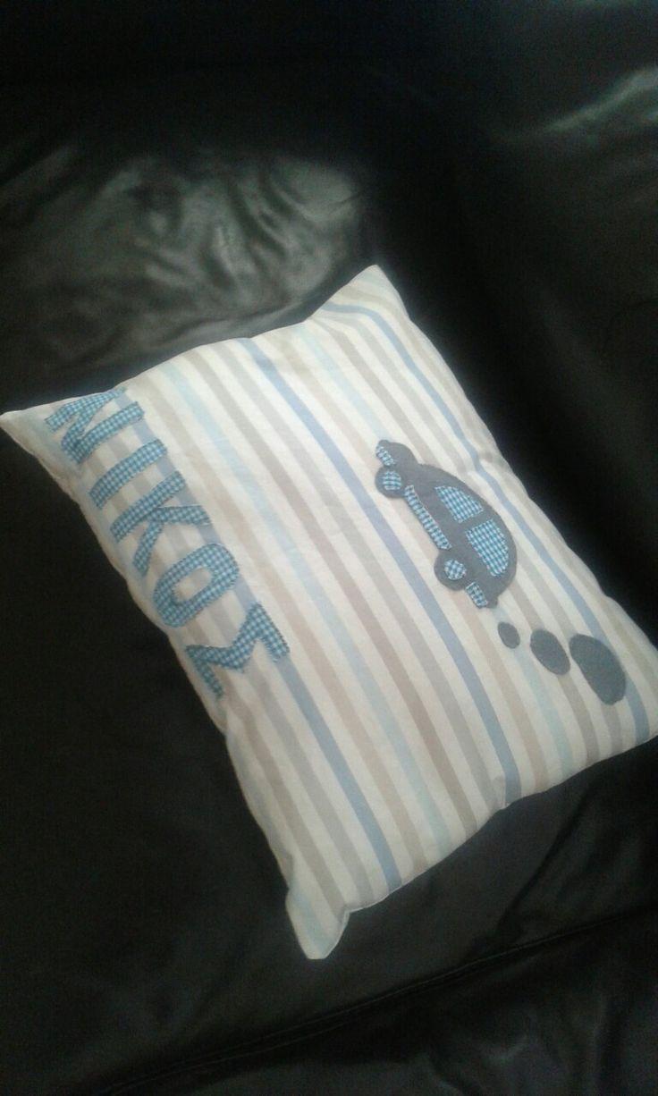 Boy pillow