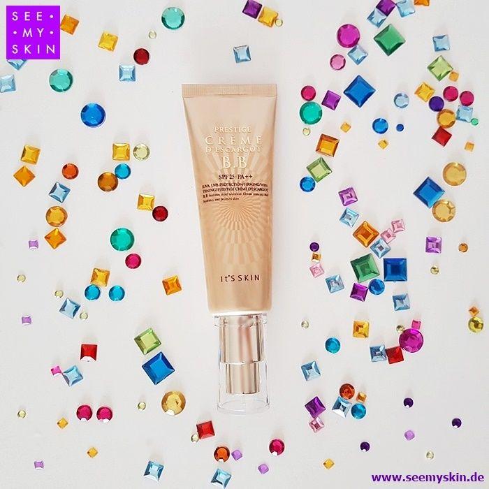 Die *Prestige Crème D'Escargot B.B* von IT'S SKIN besteht aus der innovativen Formel aus 21% Mucin-Extrakt (Schneckensekret).  https://www.seemyskin.de/make-up/grundierung/83/it-s-skin-prestige-creme-d-escargot-b.b #seemyskin #itsskin #itsskindeutschland #itsskinofficial #kbeauty #koreanischekosmetik #makeup #beauty #koreancosmetics #koreanbeauty #bbcream #asiatischekosmetik #schönheit #bbcreme  #kbeautyblogger #kosmetik #grundierung #foundation #mucin #schneckensekret #schneckenextrakt…