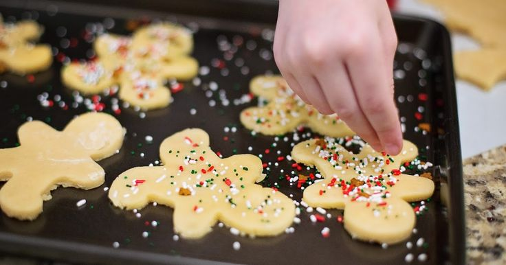 For me, one of the most fun things to do during Christmas is to bake cookies. I can't deny that I'm an avid baker, so Christmas is a nice ex...