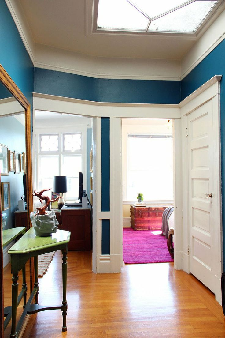 17 best images about paint colors made easy on pinterest for Santorini blue paint