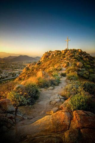 Mt. Rubidoux, Riverside, California