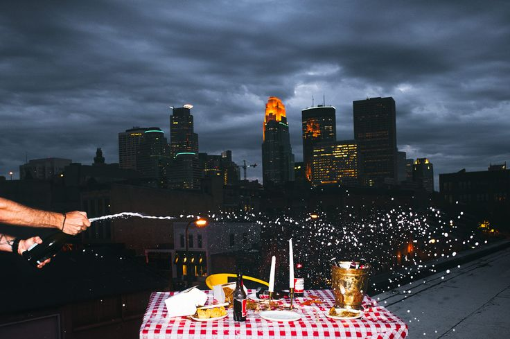 Party. Askov Finlayson, Minneapolis
