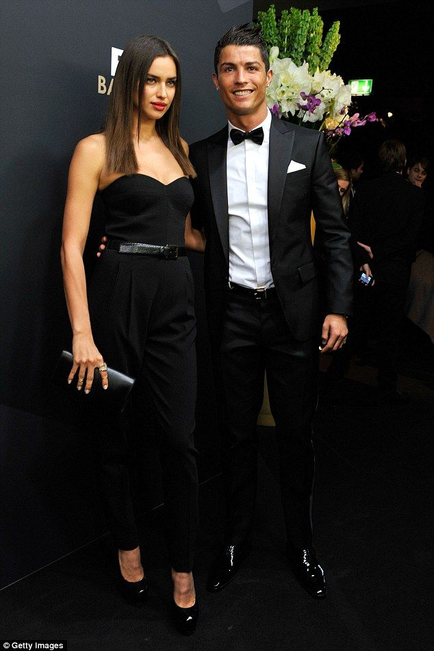 Heartbroken: It has been reported that Irina Shayk was left 'betrayed' by Cristiano Ronald...