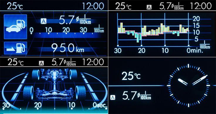 Diseño XV   Subaru