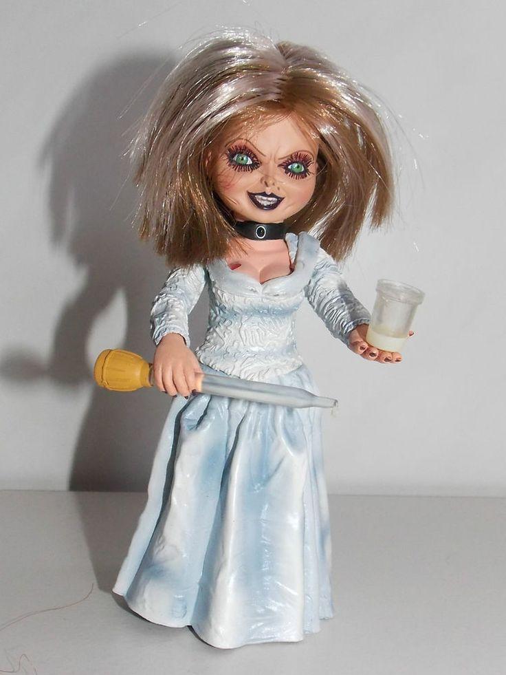 chucky and tiffany dolls