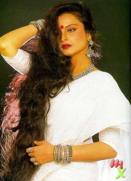 Rekha: blast from the past.