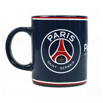 Mug de l'équipe de foot Paris Saint Germain 8,49€