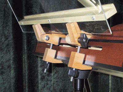 Mountain Dulcimer Music Stand Plans - Downloadable Free Plans