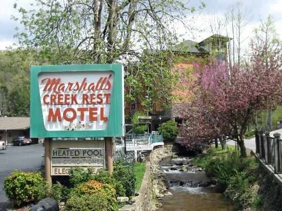 Marshall's Creek Rest Motel (Gatlinburg, TN) - Motel Reviews - TripAdvisor