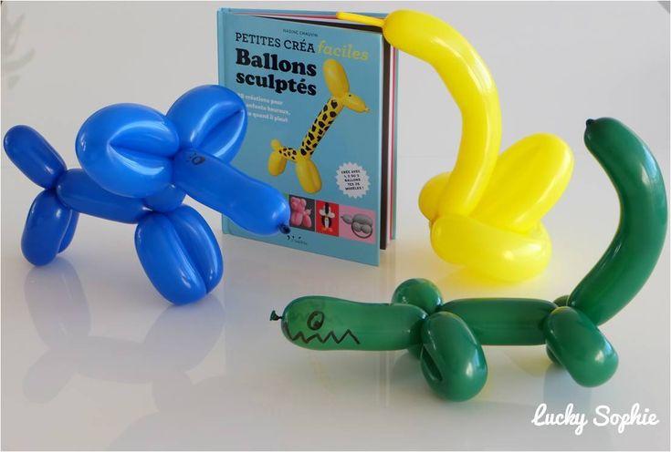 Ballons sculptés : trop facile ! �