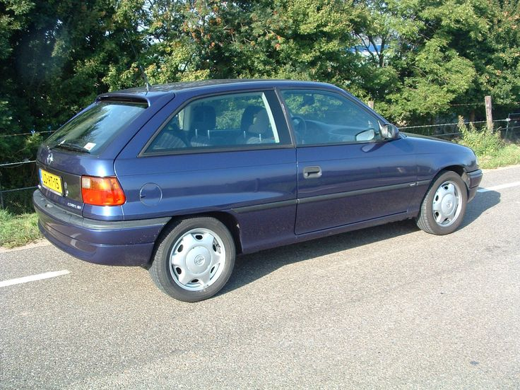 Opel Astra Sport 1.6 16V 1995
