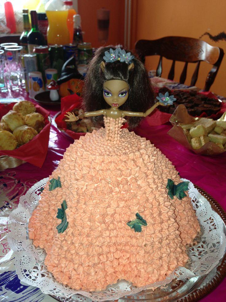 Monster High torta gyerekeknek / Monster High Cake for childrens / Hungary, Gyöngyös