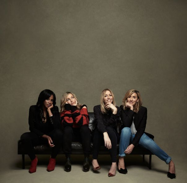 All Saints Announce 'Red |Flag' UK Headline TourWithGuitars