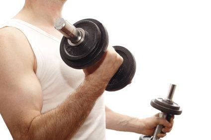 Na wzrost masy mięśniowej