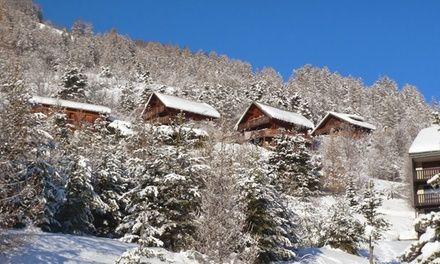 Résidence Praloup à Uvernet-Fours : Séjour ski au cœur de la station de Pra-Loup dans les Alpes du Sud: #UVERNET-FOURS En promotion à…