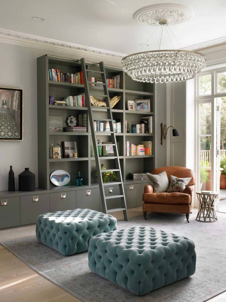 Townhouse Family Room Ideas Part - 49: Fabulous Multi-level Victorian Townhouse Renovation In London