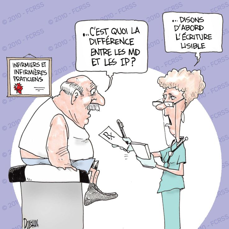 Mythe : Consulter une infirmière praticienne plutôt qu'un médicin équivaut à recevoir des soins de deuxième classe