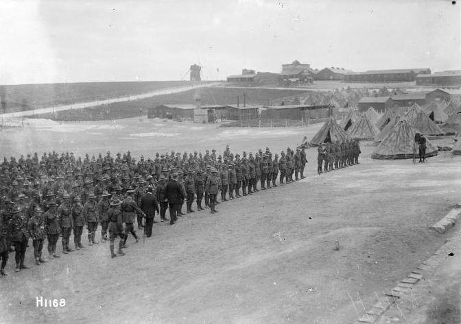 Etaples Was Also A Large Military Base Grandad S War