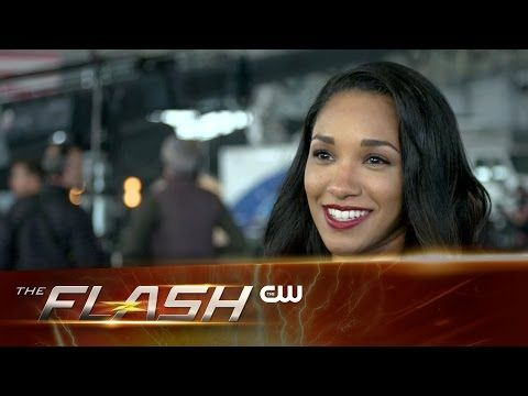 The Flash | Heroes v Aliens - Behind The Teams | The CW - YouTube