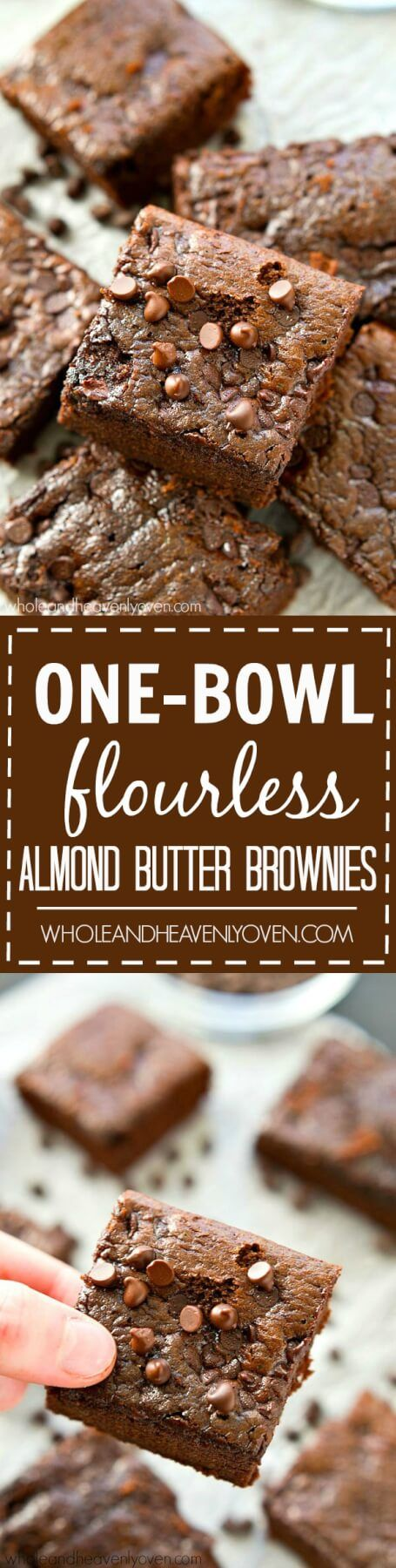 Need a healthy brownie recipe that is paleo friendly? Check out this list of clean eating brownie recipes. Pin this now to refer to when you need a healthy dessert recipe.