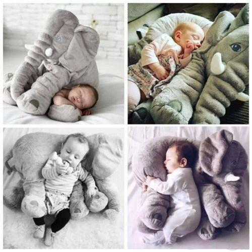 dítě děti dlouhý nos slon panenku polštář měkké plyšové hračky věci bederní…