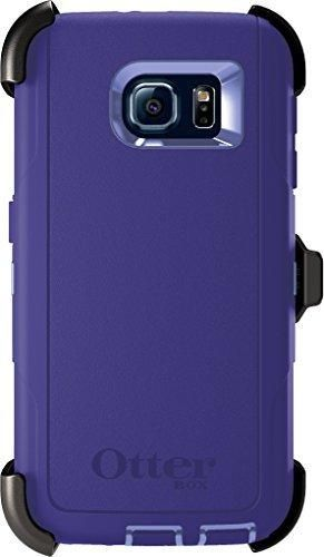 Otterbox Defender Series Case for Samsung Galaxy S6 Retail Packaging PURPLE AMETHYST