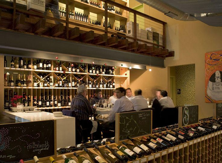Bars Chair Design And Room Interior In Grove Wine Bar And