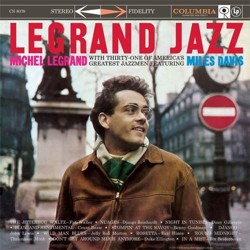 Michel Legrand - Legrand Jazz Hybrid Stereo SACD
