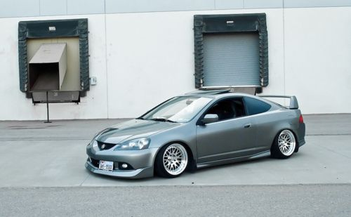 Stanced Acura RSX Type S