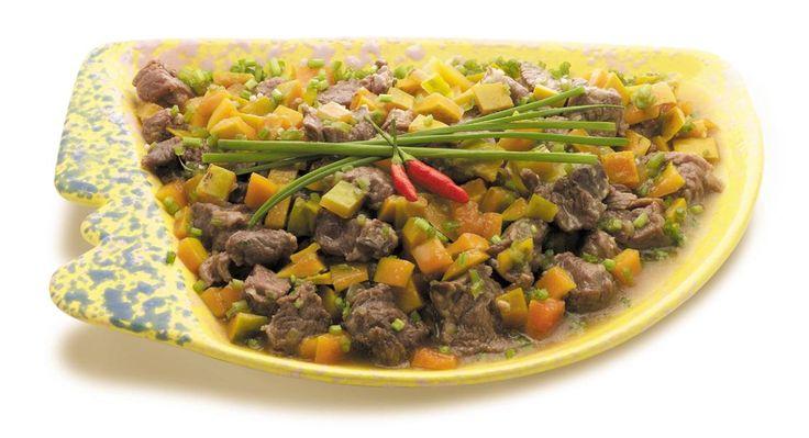 Receita saudável cozinha brasil