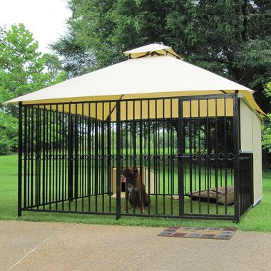 Dog House for jake perhaps this will keep him off my outside furniture Lol Angel needs this for her goat lol