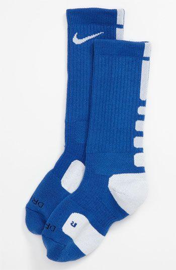 Livraison gratuite 2015 prédédouanement ordre Nike Garçons Chaussettes De L'équipe D'élite De Basket-ball Qmad2fqe