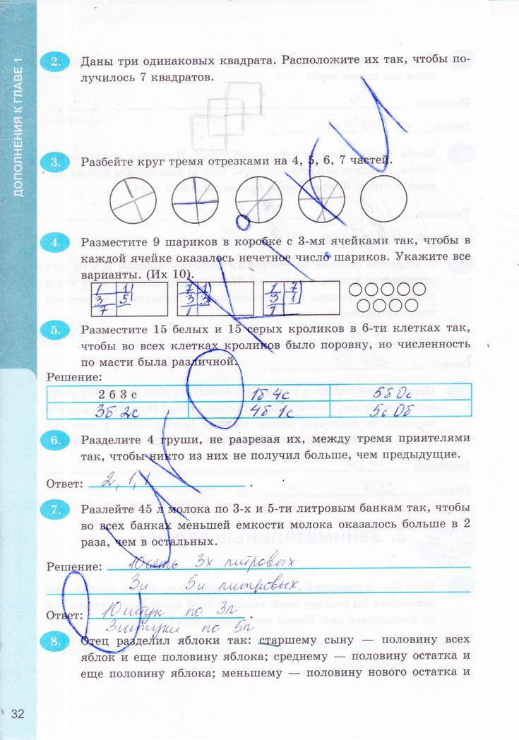 никольский тетрадь по класс рабочая 6 матем гдз