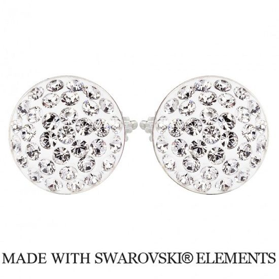 Náušnice Swarovski Elements Sparkly Crystal Divine Jewellery eshop