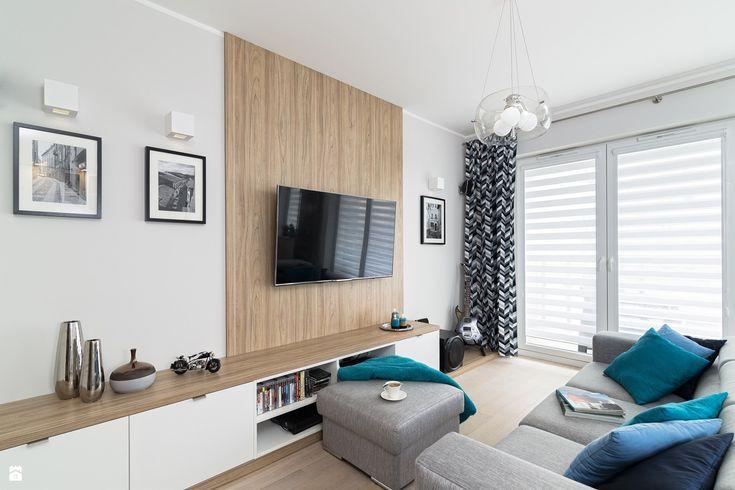 Salon styl Minimalistyczny - zdjęcie od KRAMKOWSKA | PRACOWNIA WNĘTRZ - Salon - Styl Minimalistyczny - KRAMKOWSKA | PRACOWNIA WNĘTRZ