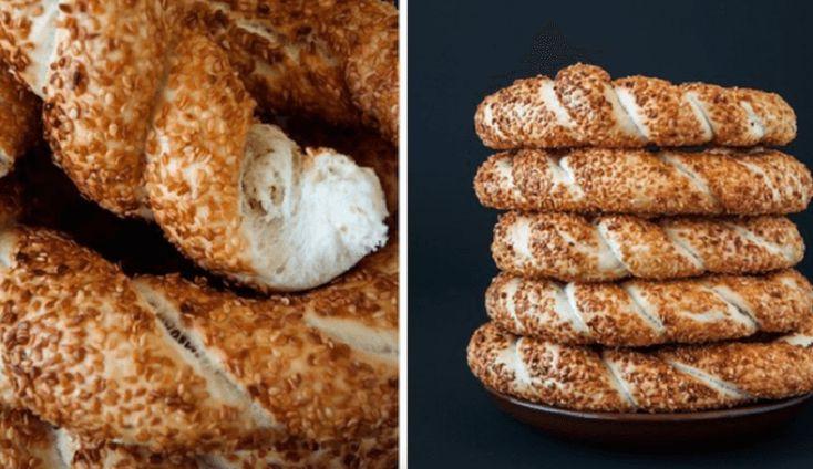 Симиты — турецкие бублики: Вкус как будто ты на Востоке! Достойная выпечка! — Жизнь под Лампой!