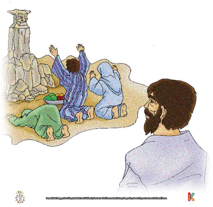 Nabi Nuh dan Kaum Penyembah Berhala