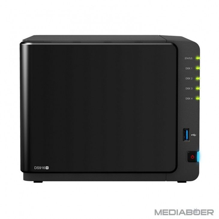 Synology NAS DS916+(2GB)