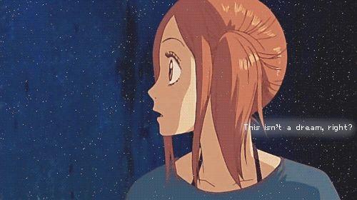 Atsushi Otani & Risa Koizumi - Lovely Complex,Anime (gif)