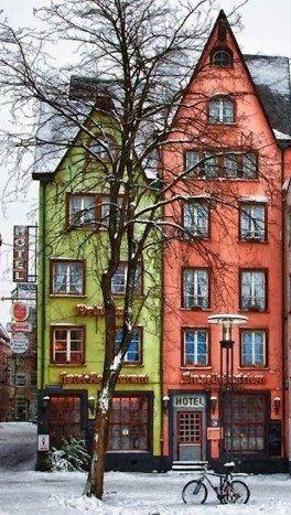 Köln (Cologne) Altstadt, Germany