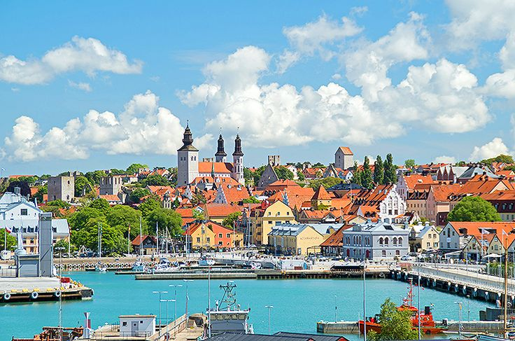 Visby, Gotland #visby #gotland #semester #resa