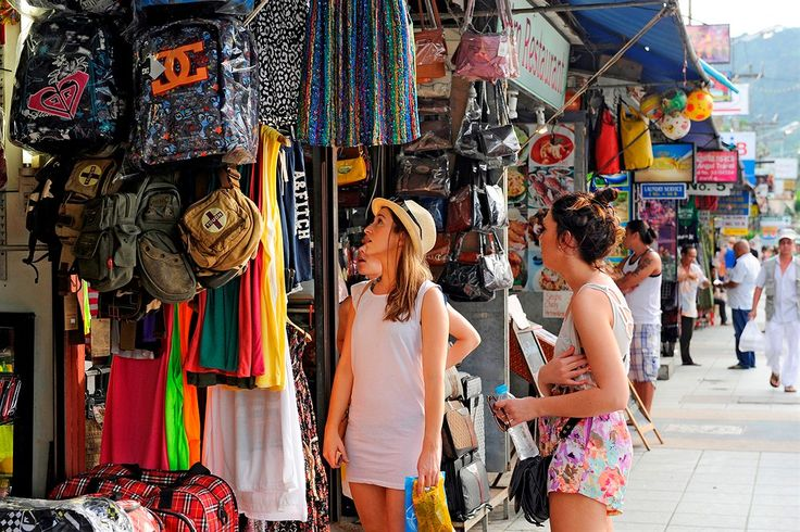 Phuketissa kannattaa aina tinkiä  - www.finnmatkat.fi #finnmatkat