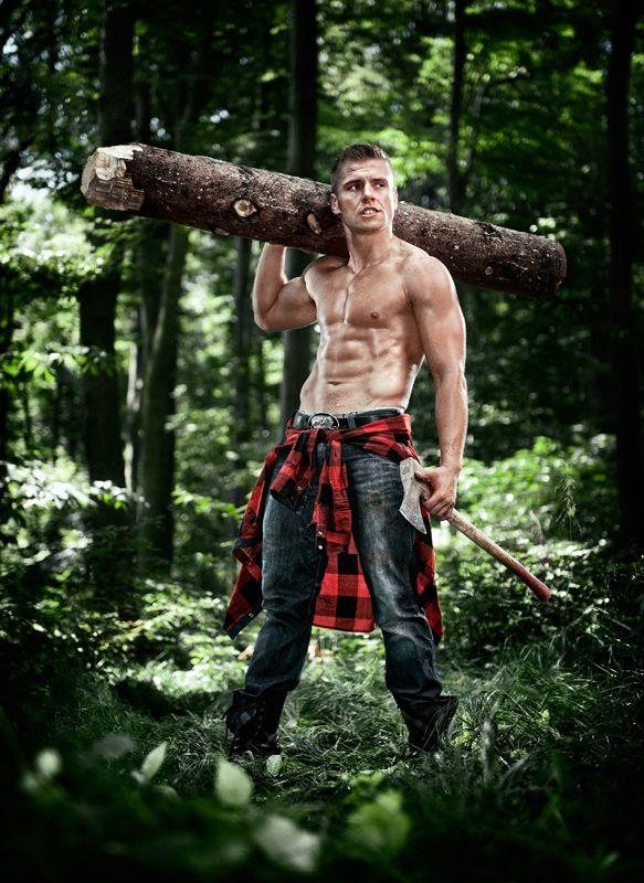 Lumberjack Drwal Be Like A Lumberjack From My Fantasy