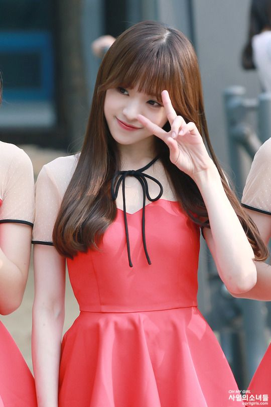 #ohmygirl #hyojung #jine #mimi #yooa #seunghee #jiho #
