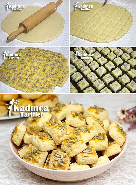 ÇEKİRDEKLİ KÜP KURABİYE TARİFİ http://kadincatarifler.com/cekirdekli-kup-kurabiye-tarifi