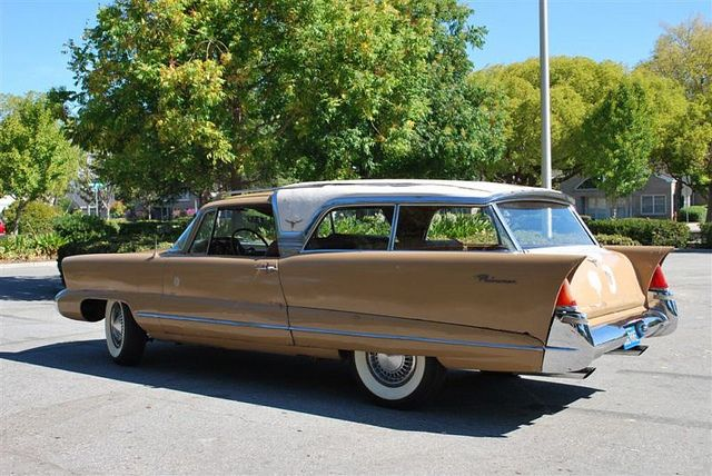 1956 Chrysler Ghia Plainsman Station Wagon Concept Car by That Hartford Guy, via Flickr