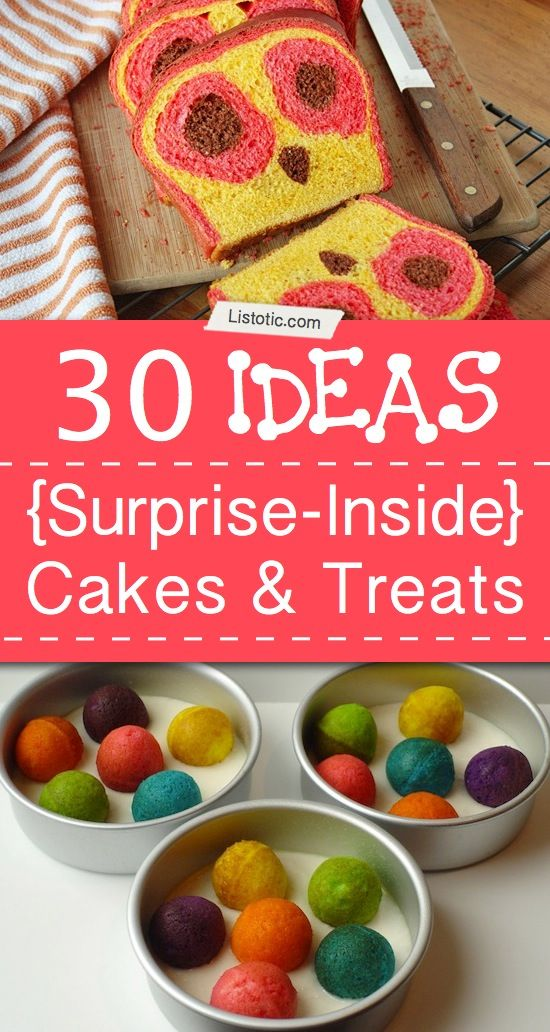 30 Peekaboo & Surprise-Inside Treats!!