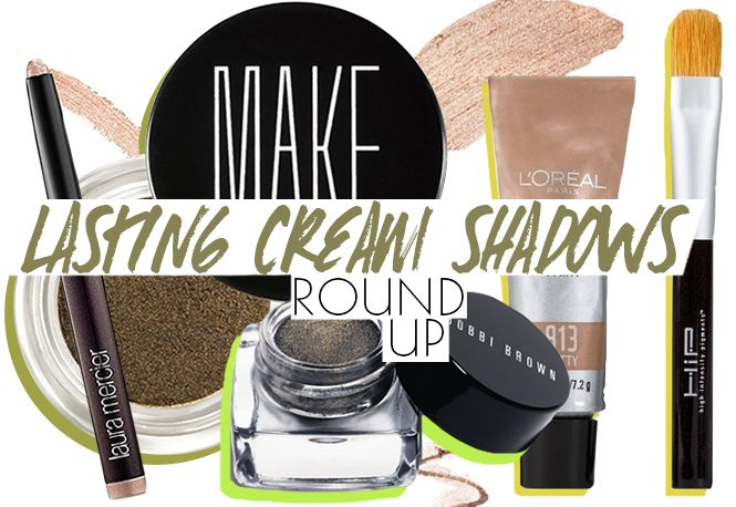 The Best Cream Eyeshadows That Actually Last | Beauty High