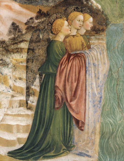 160 best Renaissance angels images on Pinterest | Italian ...