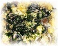 Эликсир молодости: Картофельно-грибной салат